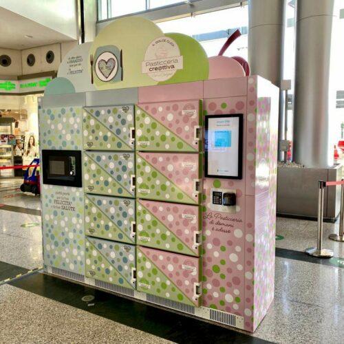 Come gustare mille delizie salutari: ecco i nuovi locker nei centri commerciali Carosello e Fiordaliso - by Olympia Srl